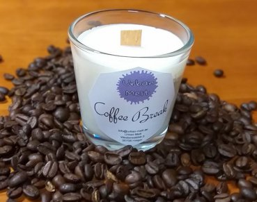 Coffee Break Candle