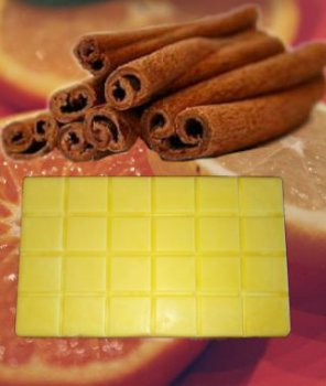 orange cinnamon bar