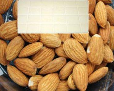 Natural Almond Bar
